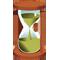Reloj mágico de arena
