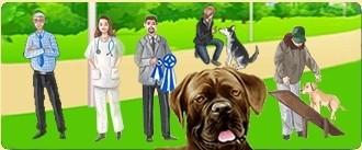 Ocúpate de estos perros en tu peluquería canina y en tu clínica veterinaria, desarrolle tus capacidades al máximo con la ayuda de los otros criadores de perros en tu club canino...